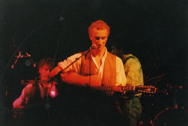 Robert Artley with Feldmann-Heide Band, Bismarkhalle, Siegen, 27th June 1987