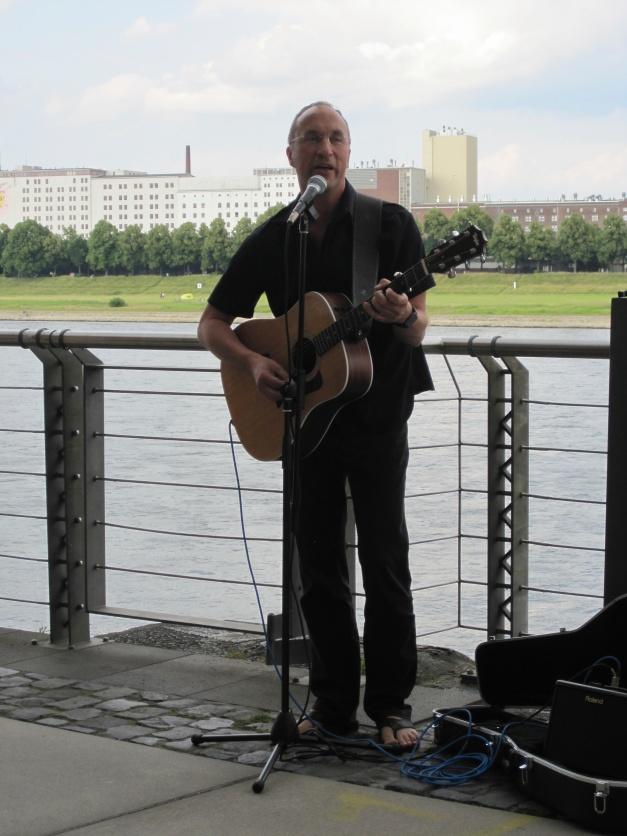 Fête de la Musique Cologne 2014 acoustic 3 (Silo 23)