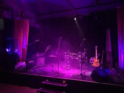 "Stage in the ""Walzwerk"" is ready"