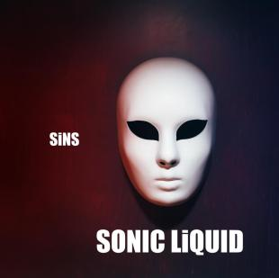 SONIC LiQUID - EP Cover - front